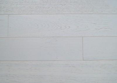 Deska warstwowa wykończona DECO LINE Colection Dąb Alaska www.parkieciarz.com.pl
